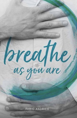 Breathe as you are - Book cover