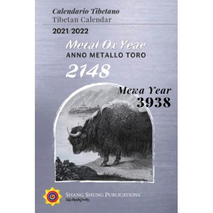 tibetan calendar cover